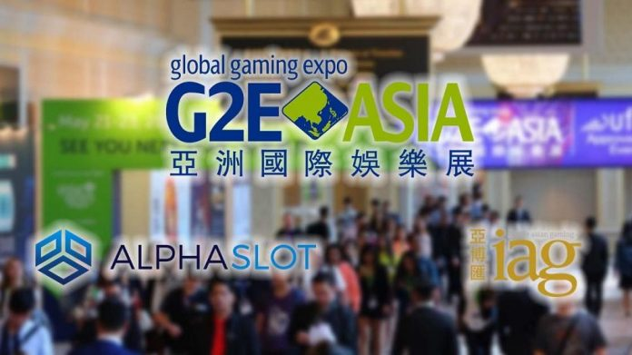 Alphaslot G2E Asia Inside Asian Gaming