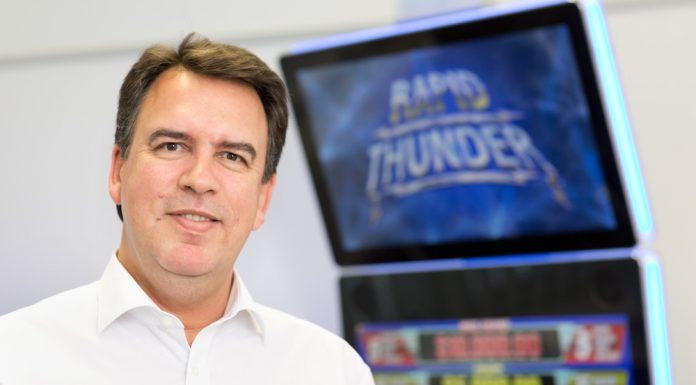 Charlie Hiten, Merkur Gaming, NIGA 2019