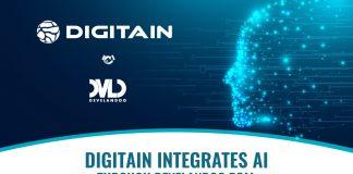 Digitain,integration,AI,Develandoo,deal