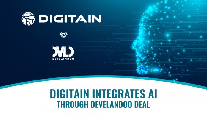 Digitain, integration, AI, Develandoo, deal
