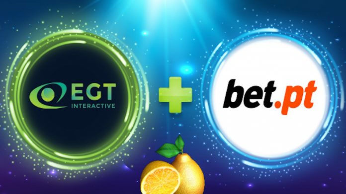 EGT Interactive, games, LIVE, SBtech Platform, Bet.pt