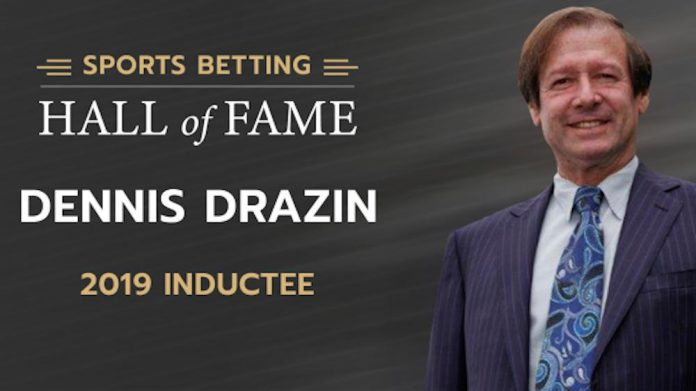 Monmouth Park, Dennis Drazin, Sports Betting Hall of Fame, racecourse