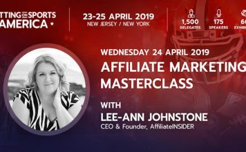 Marketing, Masterclass, Betting on Sports America