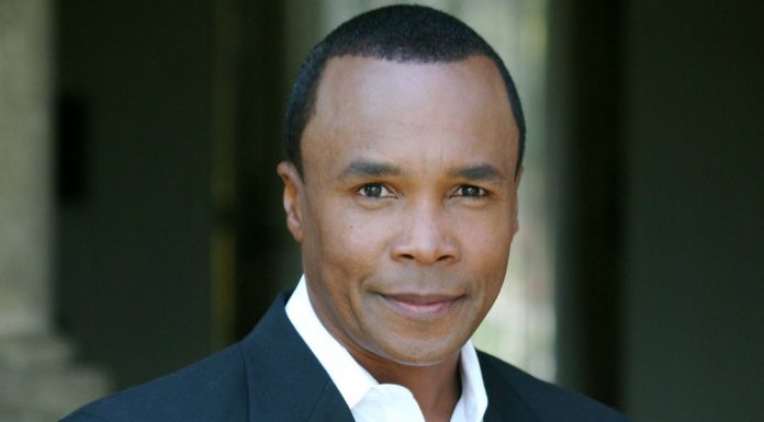 Sugar Ray Leonard ICE North America