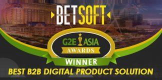 Betsoft G2E Award
