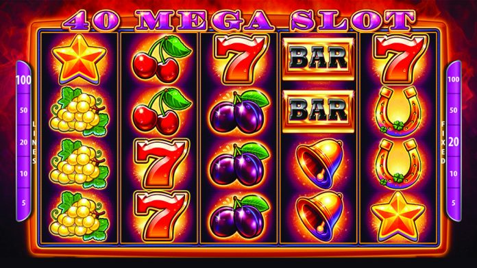 CT Interactive 40 Mega Slot