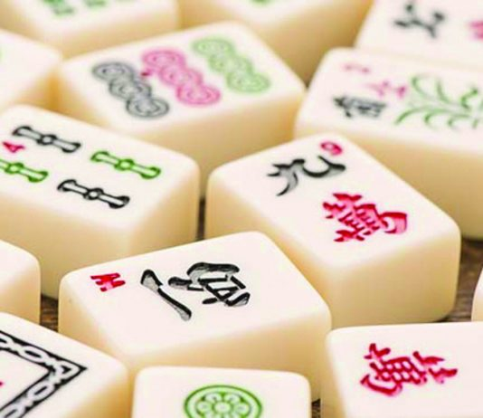 China online Video Games ban Mahjong