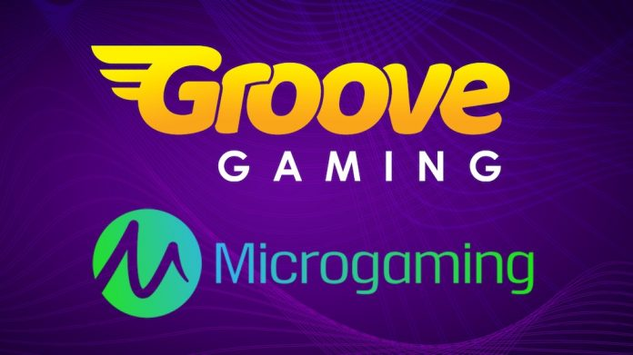 GrooveGaming Microgaming