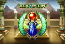 innovation Play'n Go Legacy of Egypt