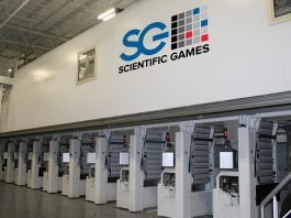 SCIENTIFIC GAMES LOTTERY