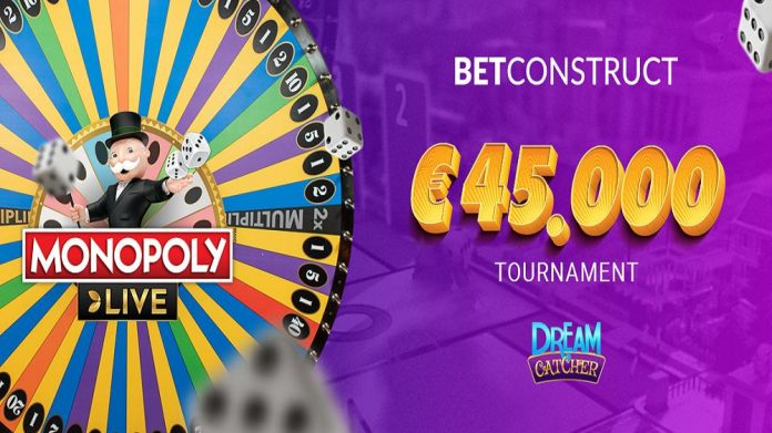 BetConstruct tournament