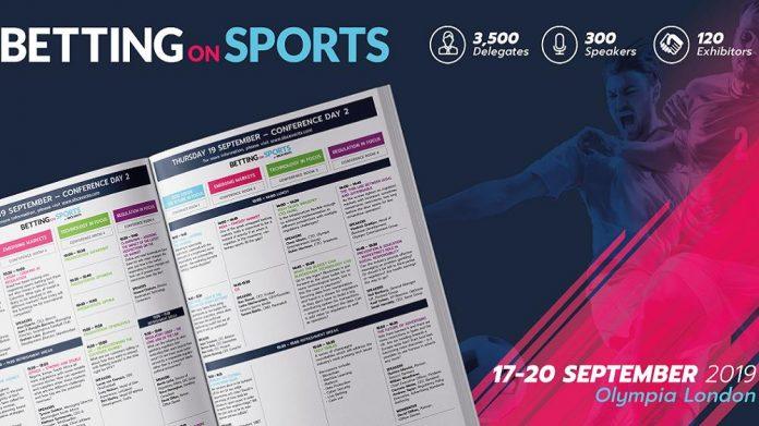 betting on sports agenda