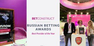 Beconstruct Russian Gaming Awards