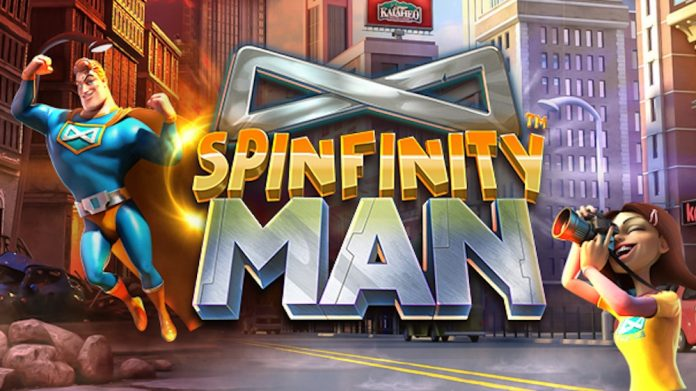 Betsoft Spinfinity Man