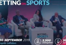Betting on Sports conference 2019