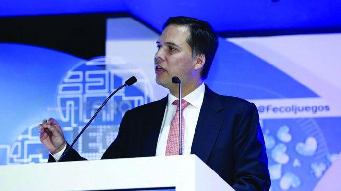 Colombian Gaming Revenue regulator Juan Perez Hidalgo