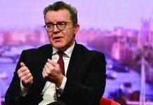 Tom Watson MP online UK Licence reapplication