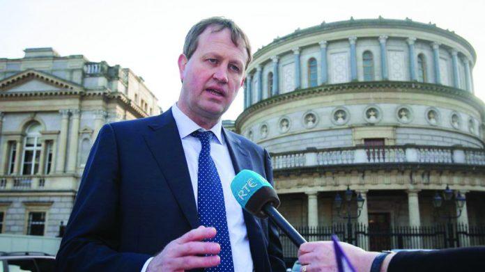 Ireland Gaming Lotteries Bill