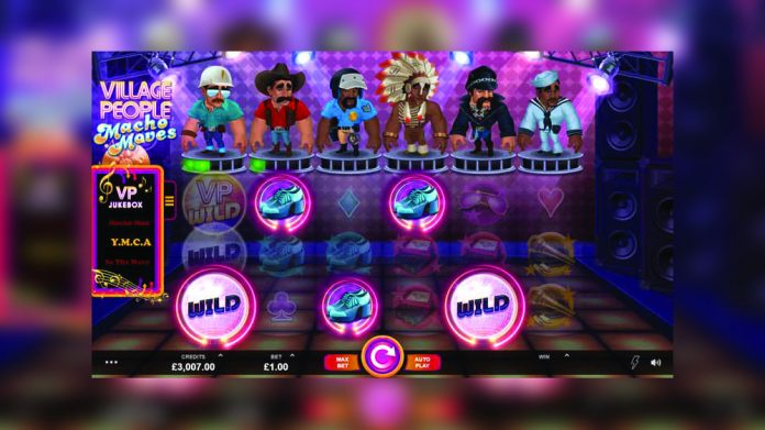 Microgaming Village People Macho Moves slot