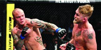 Parimatch McGregor UFC