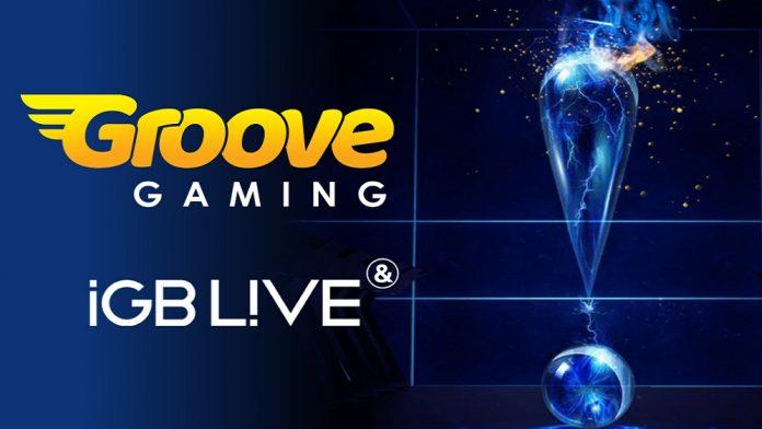 groove gaming igb live