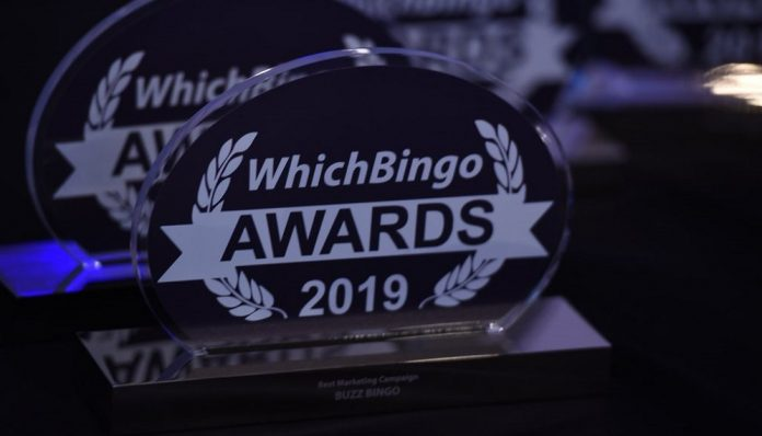 whichbingo awards
