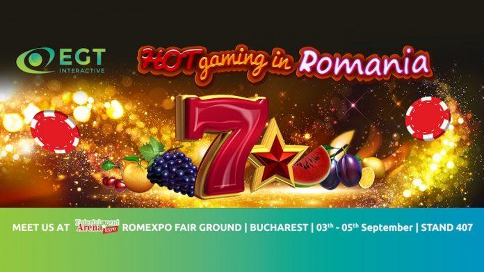 EGT Romania EAExpo