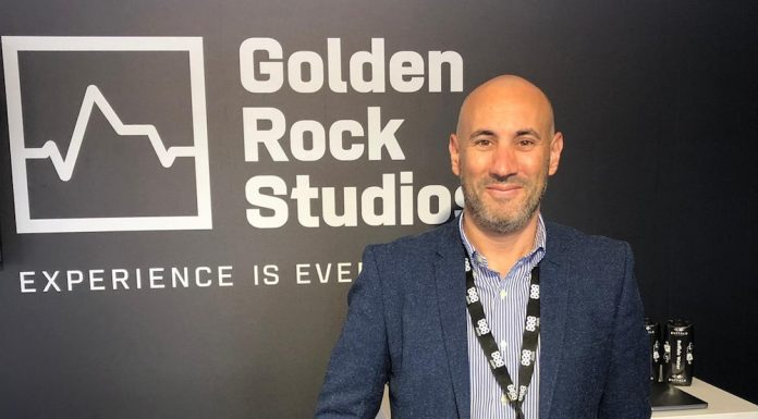 Golden Rock Volatile Slot