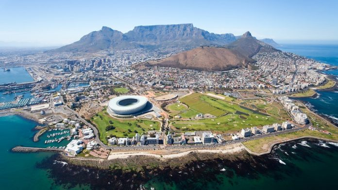 South Africa Cape Town Sportingbet Tyrone Dobbin