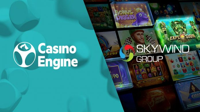 Skywind CasinoEngine