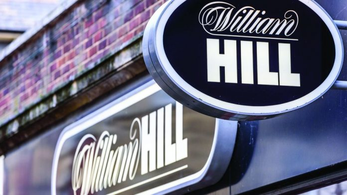 William Hill revenue