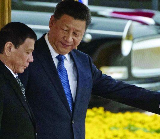Duterte beijing gambling