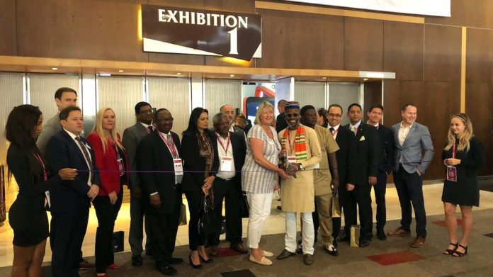 ICE Africa second edition doors opens