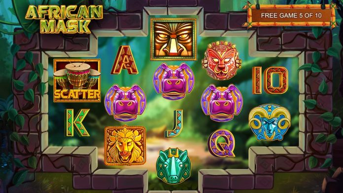Merkur Gaming Sun tropical slot iGT