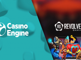 Casinoengine Revolver Gaming