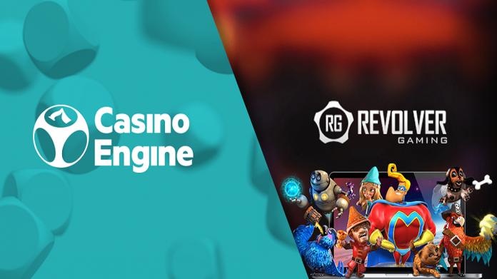 Casinoengine Revolver Gaming