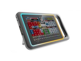 US ICE London gaming tablet