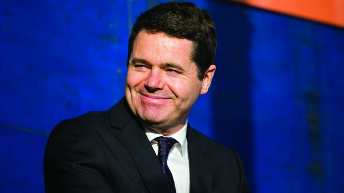 Paschal Donohoe Minister for Finance tax relief Ireland