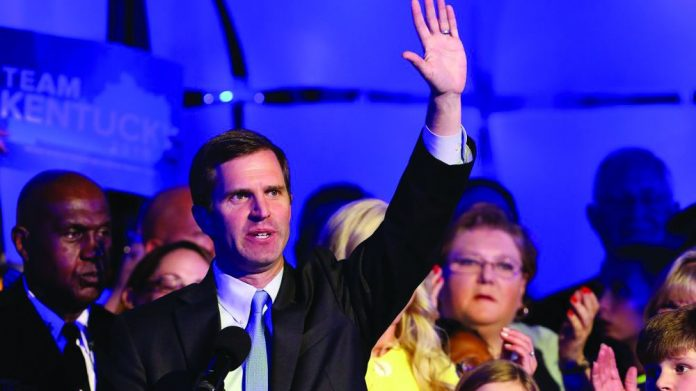 Andy Beshear Kentucky Governor