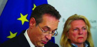 Austria arms probe casino