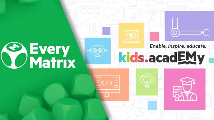 EveryMatrix Kids Academy
