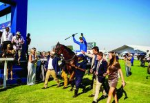 prize money SA horse racing Phumelela