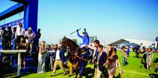 prize money SA horse racing Phumelela
