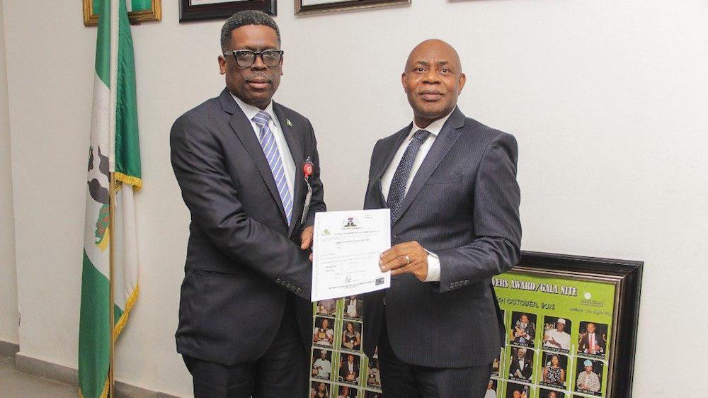 1xBet Nigerian licence