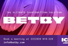 BETBY ICE London