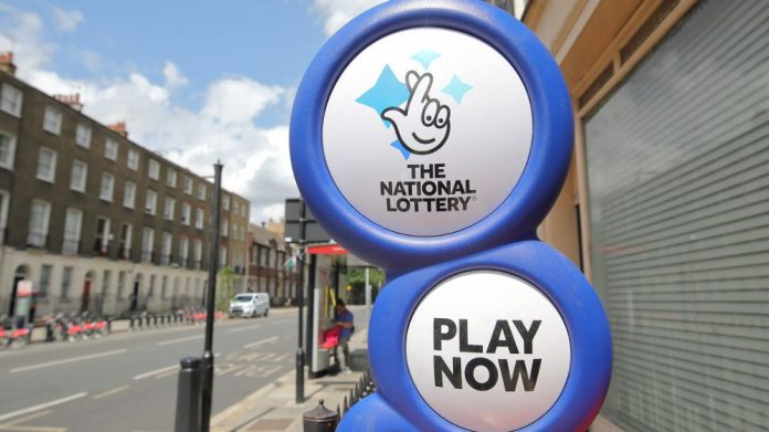 National Lottery tender