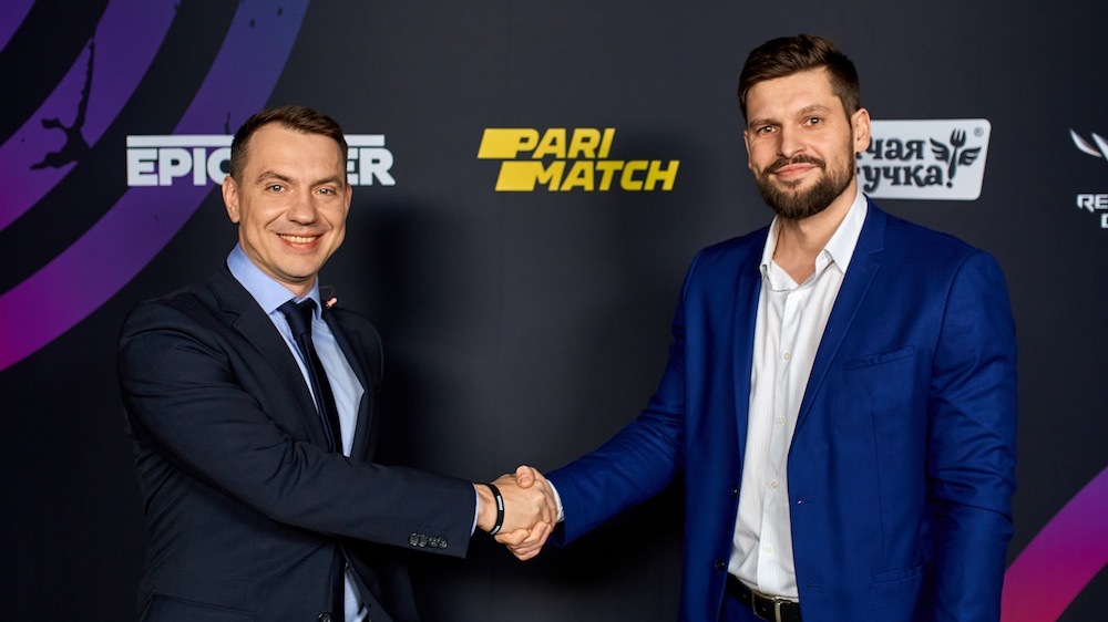 Parimatch announces new partnership with Virtus.pro