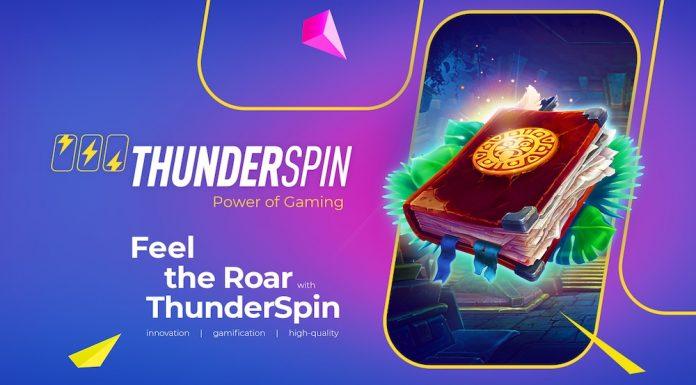 ThunderSpin lightning bottle online casinos