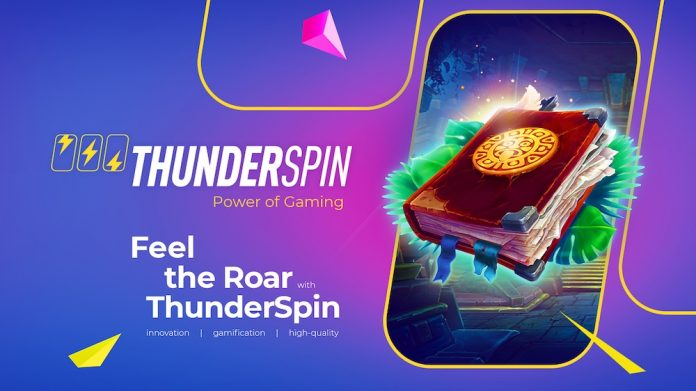 ThunderSpin lightning bottle online casinos