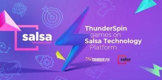 ThunderSpin Salsa Technology slot pic